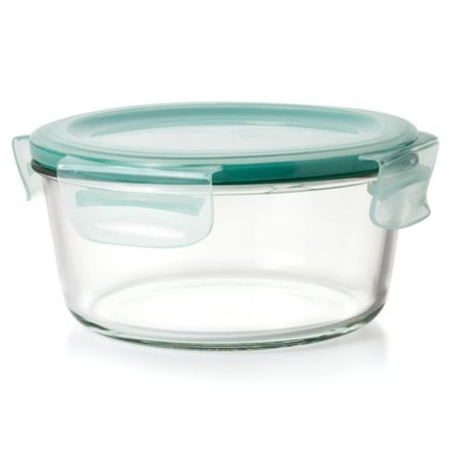 Oxo Good Grips Smart Seal Glass Round Containers