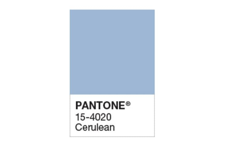 Cerulean Pantone
