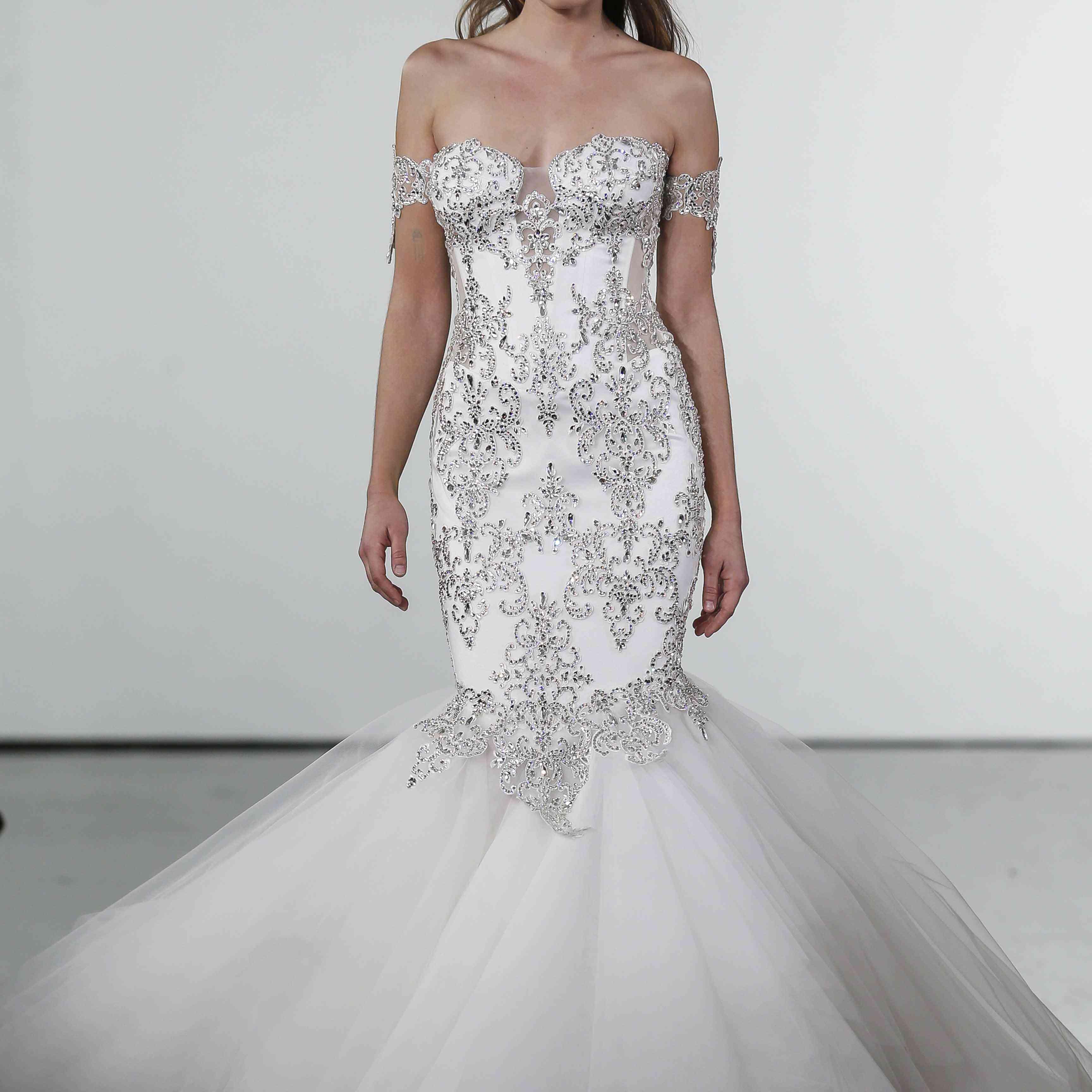 Pnina Tornai Bridal Fall 2019