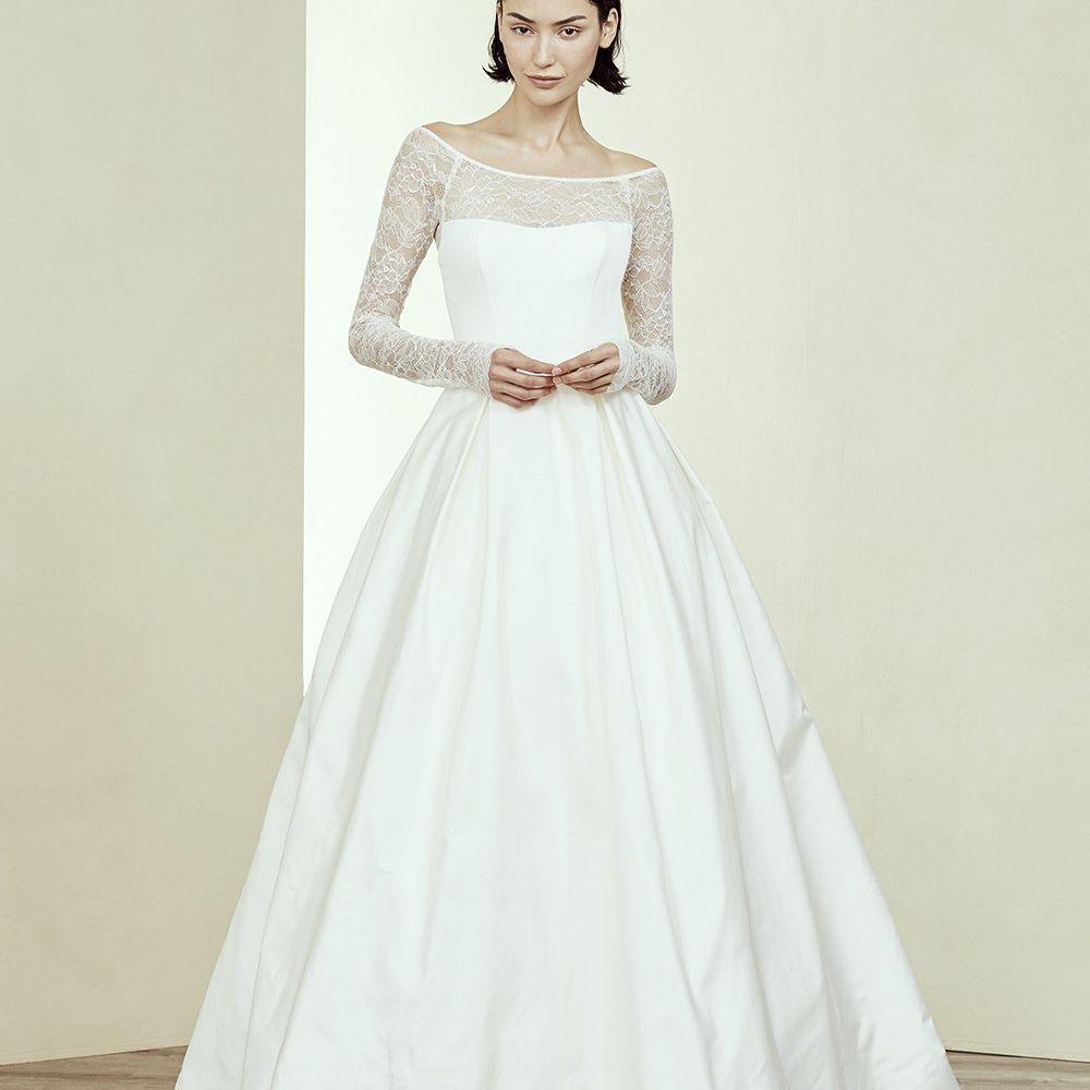 Amsale Emery princess dress