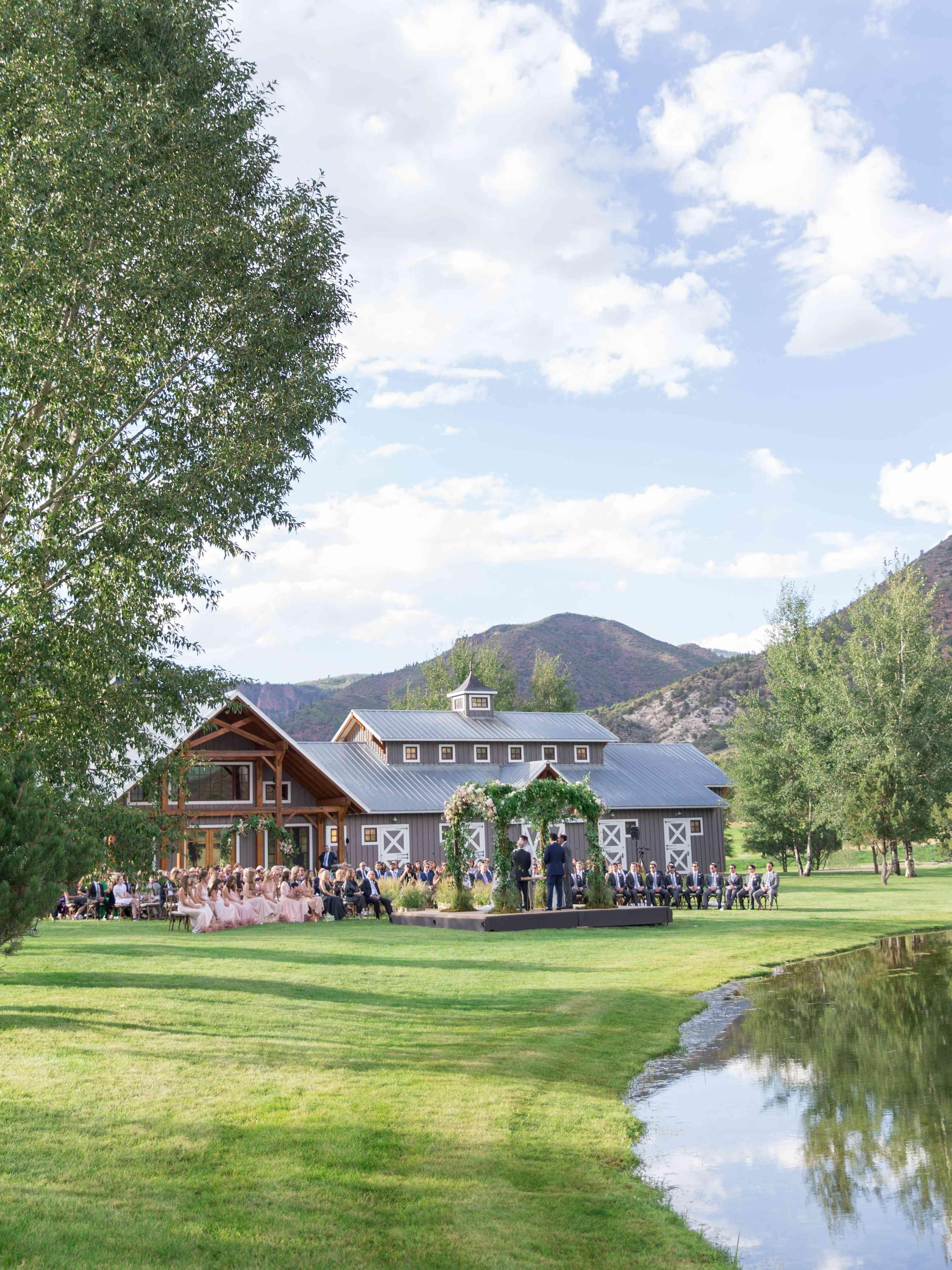 <p>Wedding venue</p>