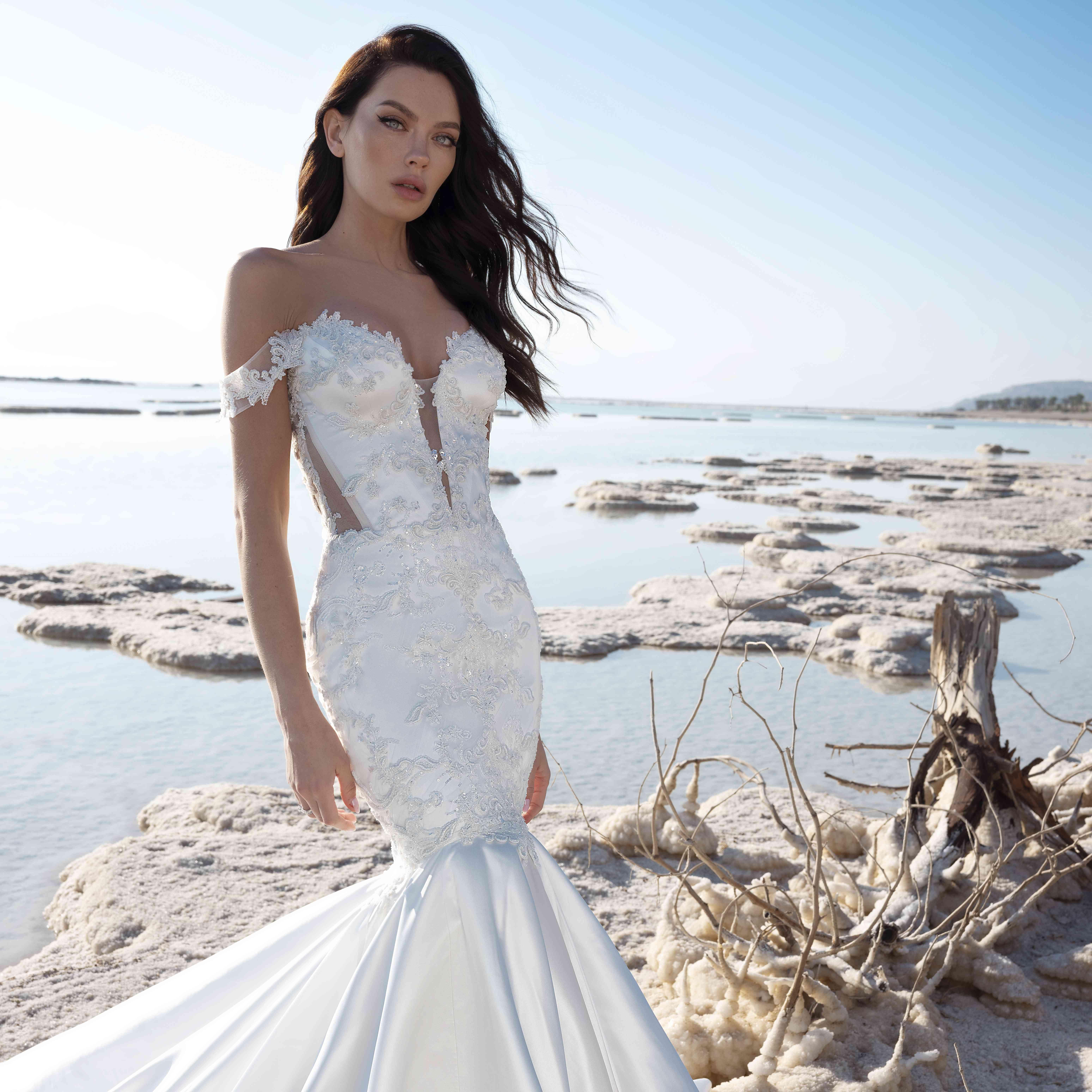 Pnina Tornai Wedding Dresses 2019: Pnina Tornai Bridal Spring 2020