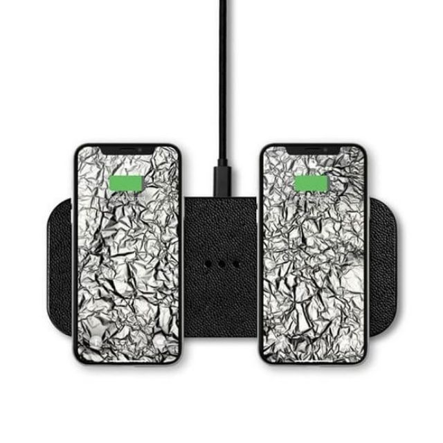 Mark & Graham Courant Dual Wireless Double Charging Block