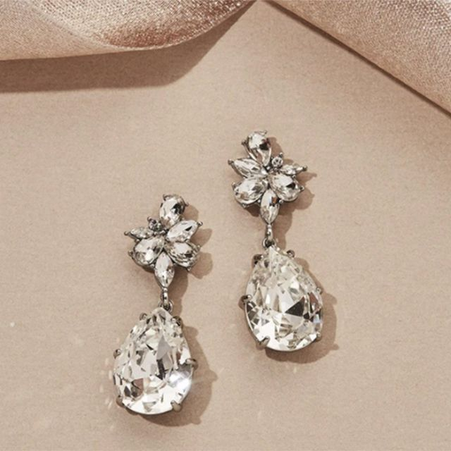 olive and piper crystal eaarrings