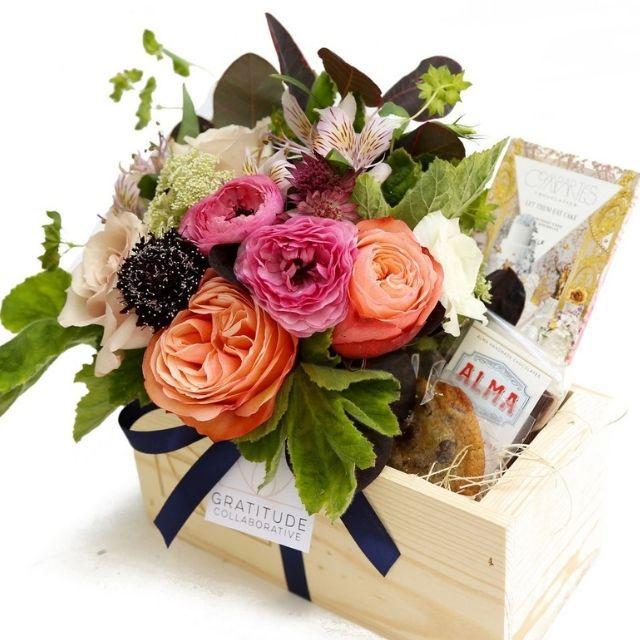 Gratitude Collaborative Let's Celebrate Gift Box