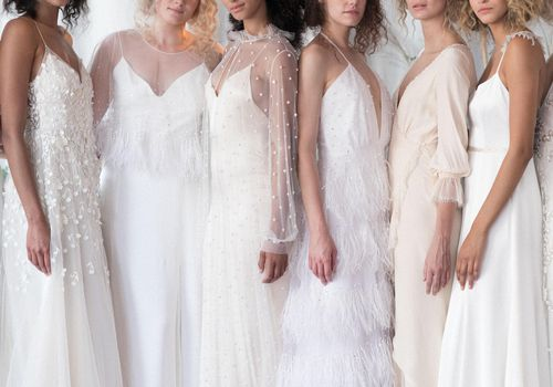 8 Wedding Dress Designers You Don T Know But Need To