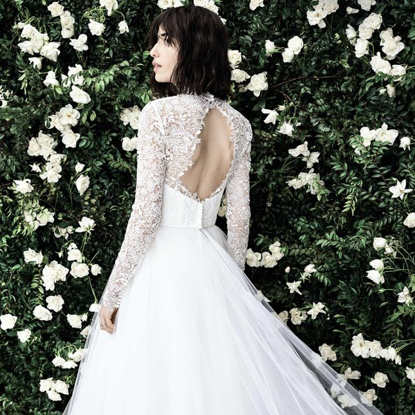 Bridal Fashion Week 2019 Fall Collection Brides