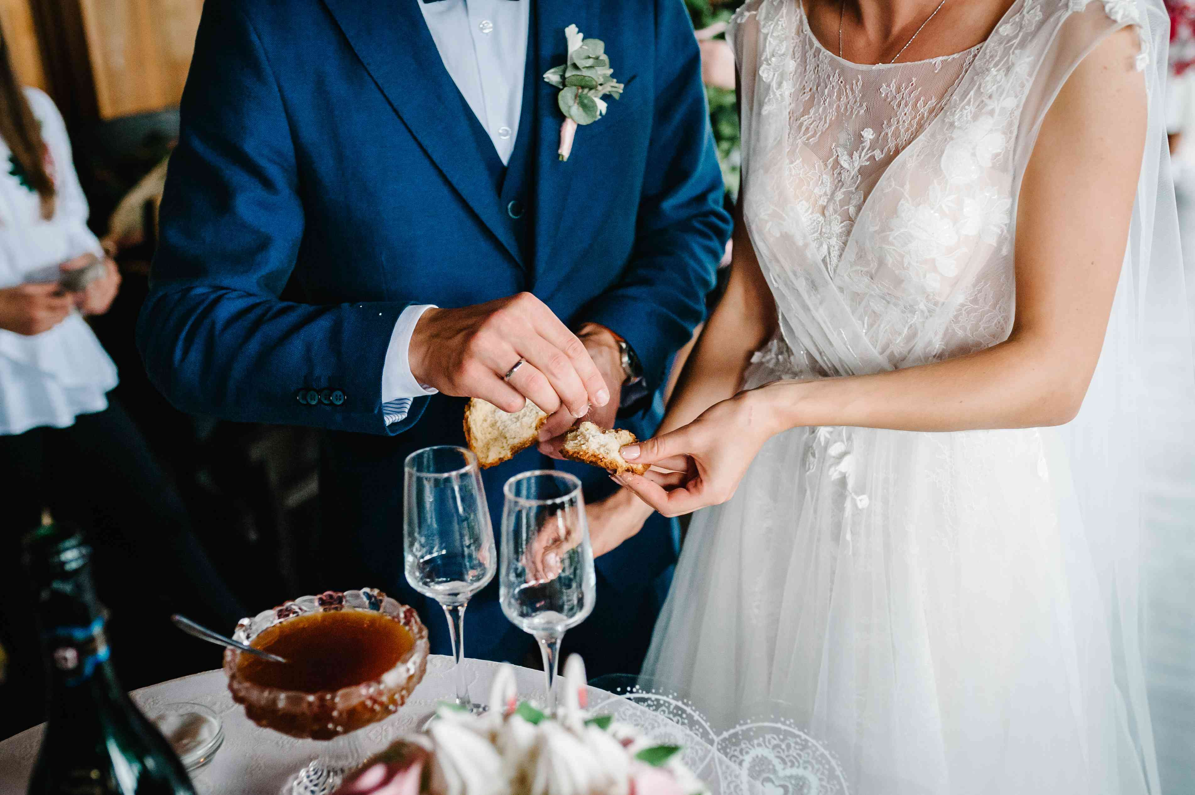Breaking Away: Traditional Wedding Practices to Cut and Change