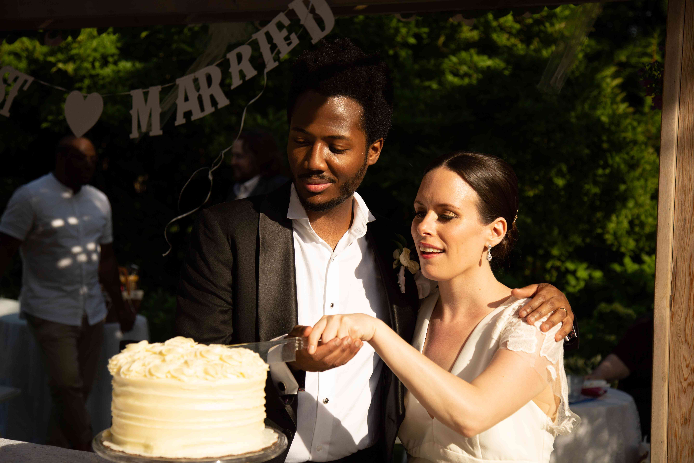 hubert wedding