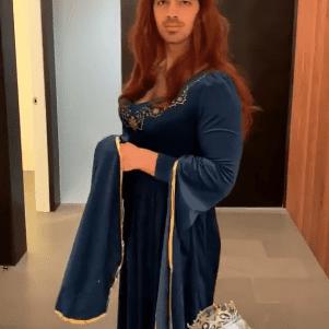 Joe Jonas Halloween costume