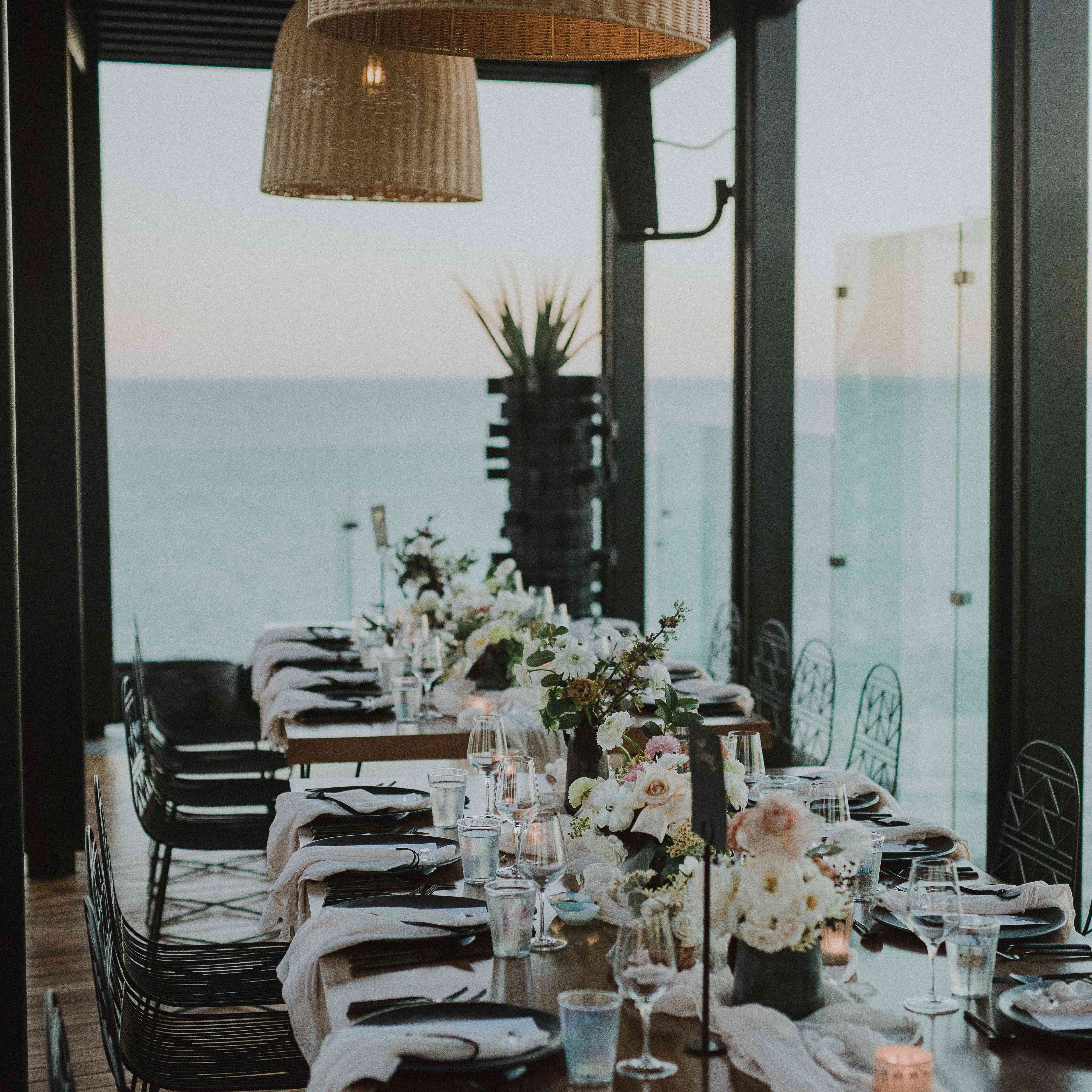 Wedding Reception at The Cape