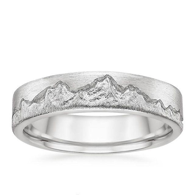Brilliant Earth Summit Wedding Ring