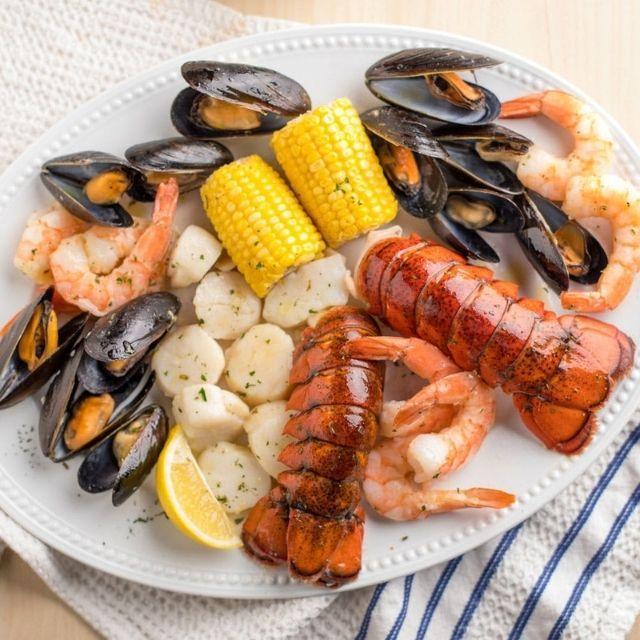 Goldbelly Main Shore Dinner for 2
