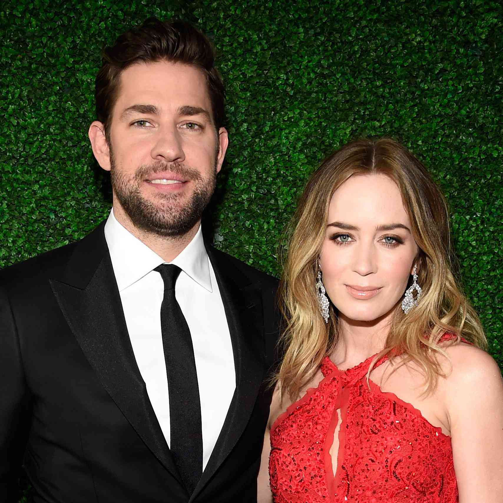 How Emily Blunt Saved Her Relationship With Husband John ...