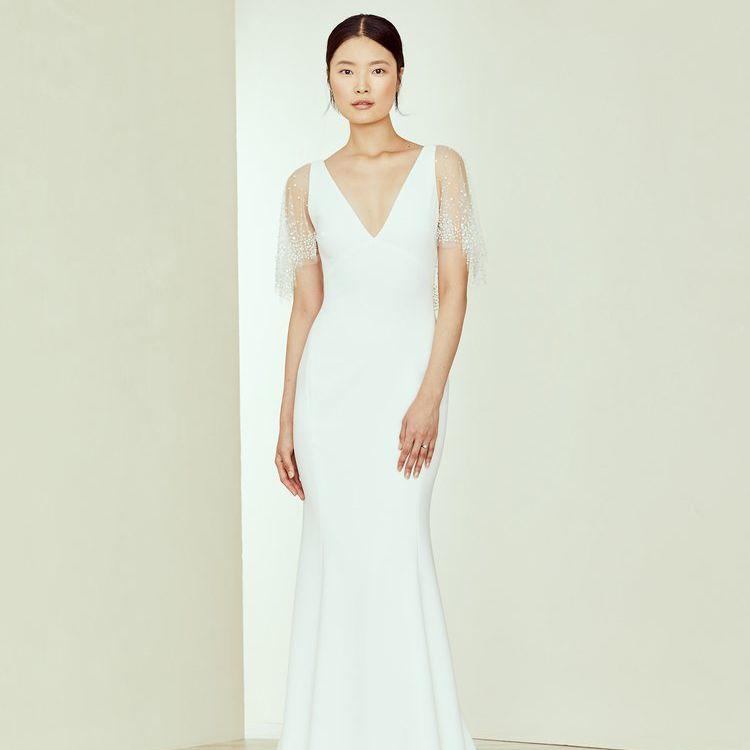 Amsale Jay Wedding Gown