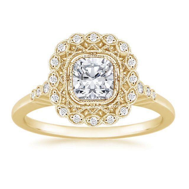 Brilliant Earth Alvadora Diamond Engagement Ring