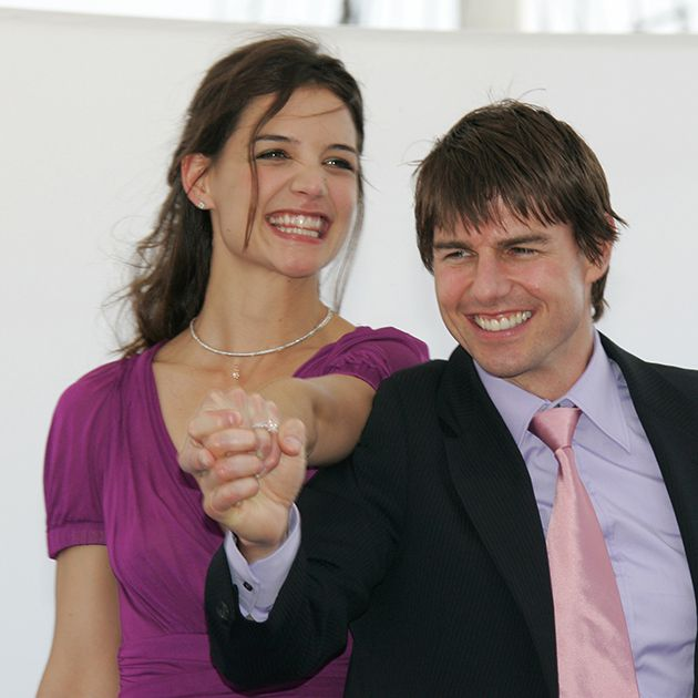 868b644f6b283 TBT: Katie Holmes and Tom Cruise's Whirlwind Romance and Wedding, in ...
