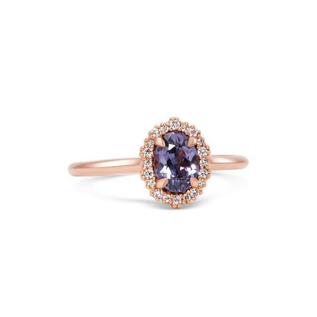 Michelle Oh Marina Rose Ring