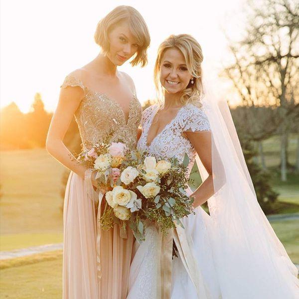 Taylor Swift bridesmaid