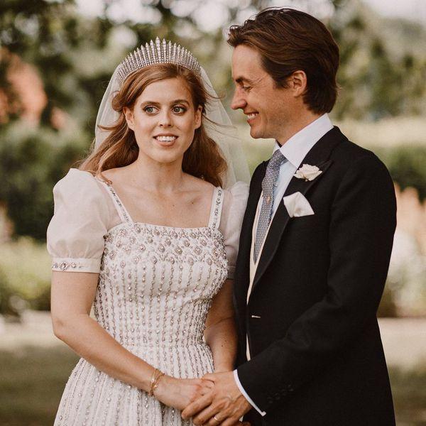 Princess Beatrice and Edoardo Mapelli Mozzi!