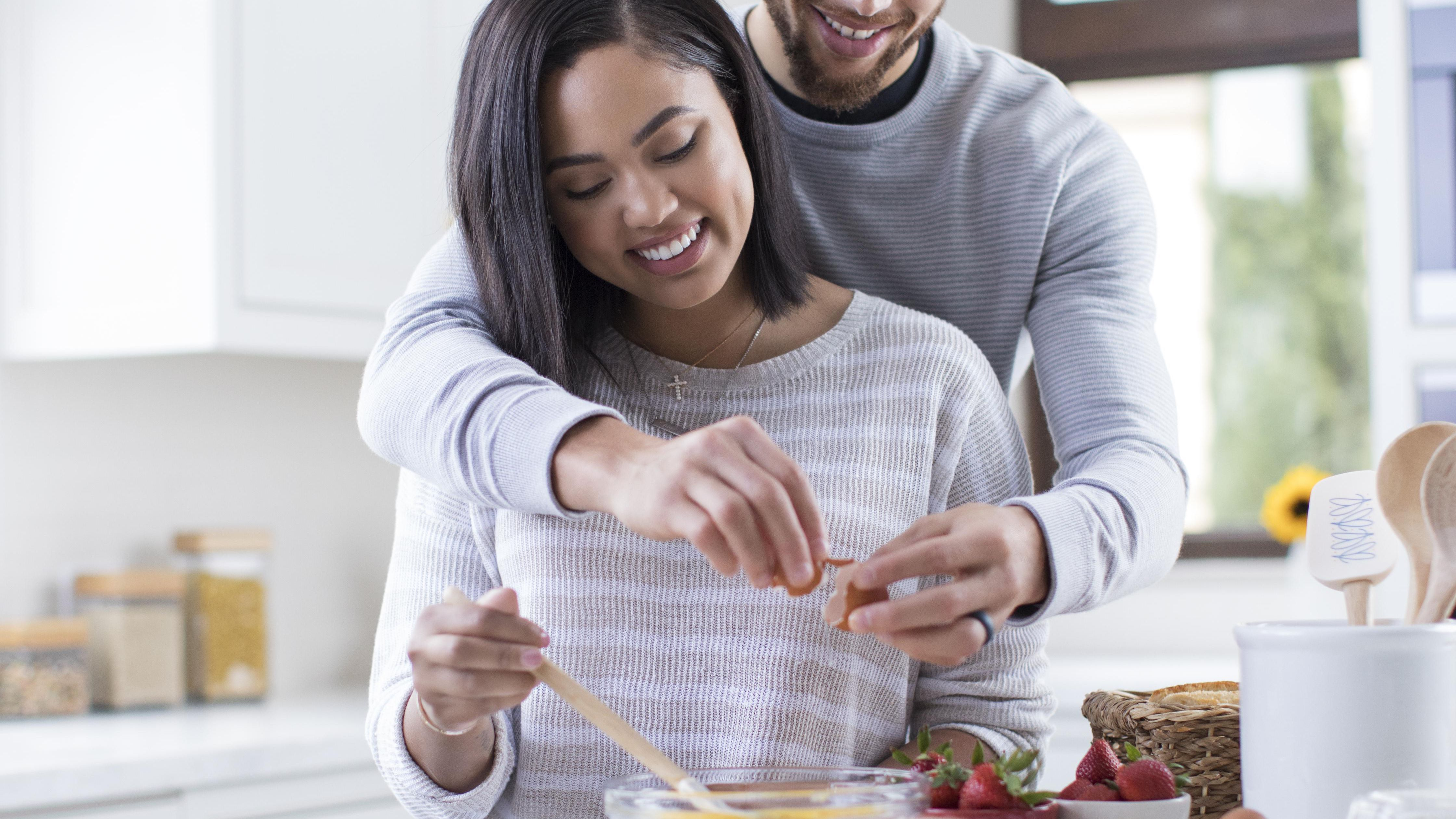 EXCLUSIVE: Ayesha Curry Dishes on the First Meal She Cooked for Steph Curry