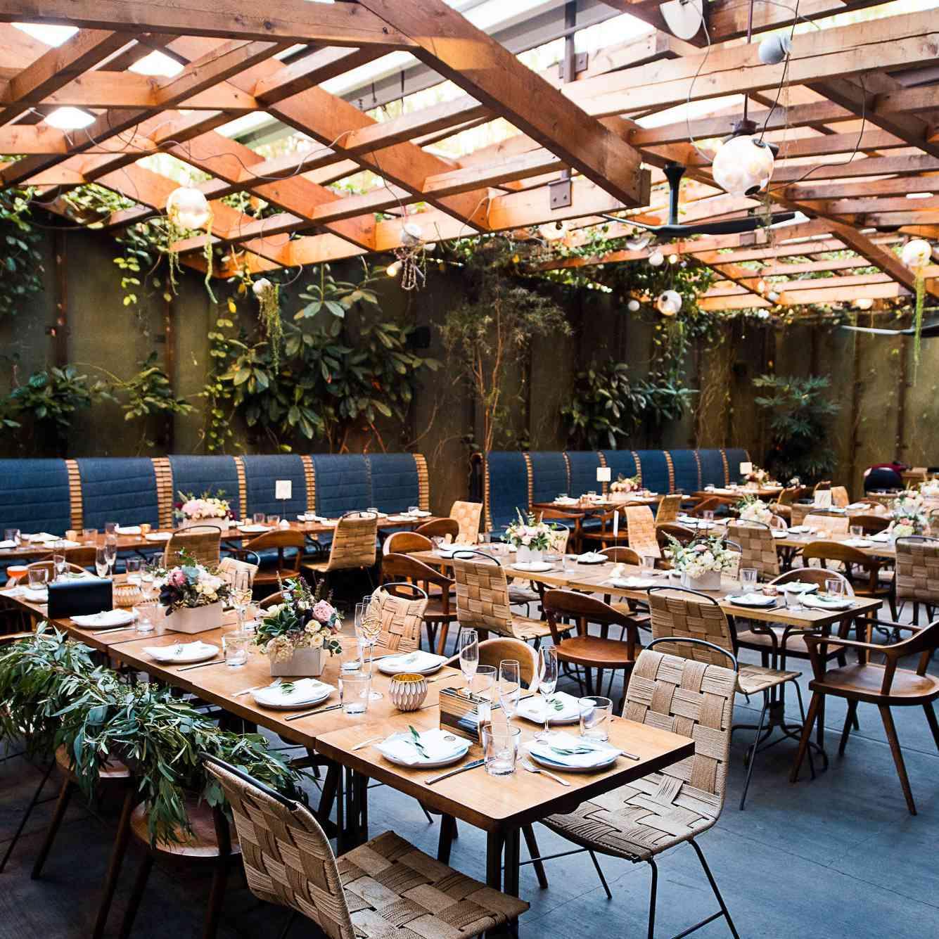 Hinoki & The Bird Wedding Reception