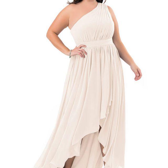 Azazie Mathilda Bridesmaid Dress, $99