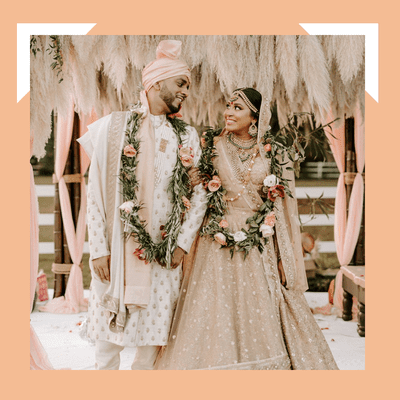 Indian wedding fall