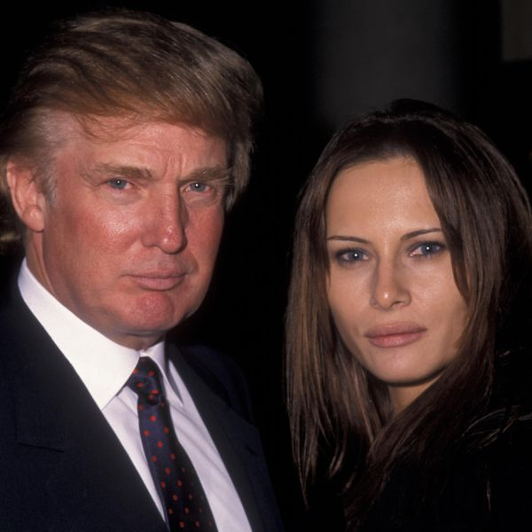 Donald Trump And Melania Wedding: The Wives And Weddings Of Donald Trump