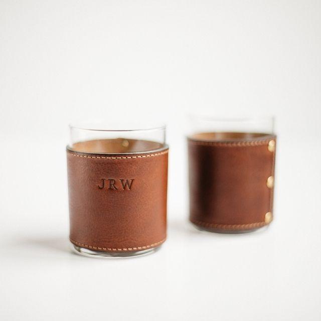 Clayton & Crume Rocks Glass—Set of 2