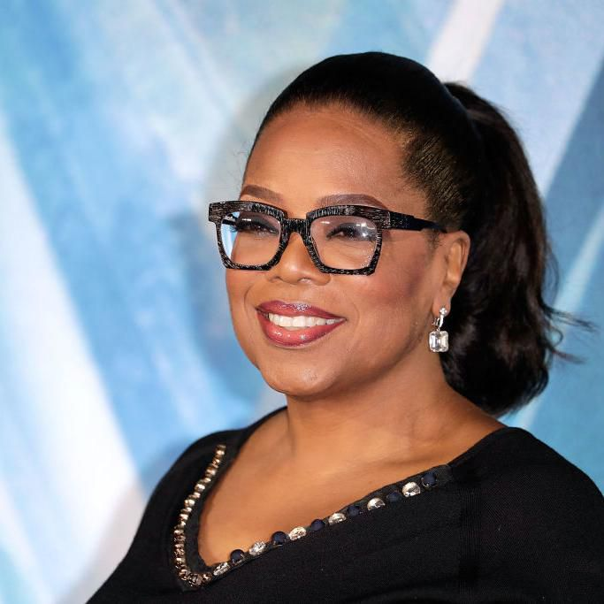Oprah Winfrey Made Everyone Cry by Walking One of Her Students Down the Aisle
