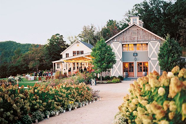 The Best Wedding Venues In America The South