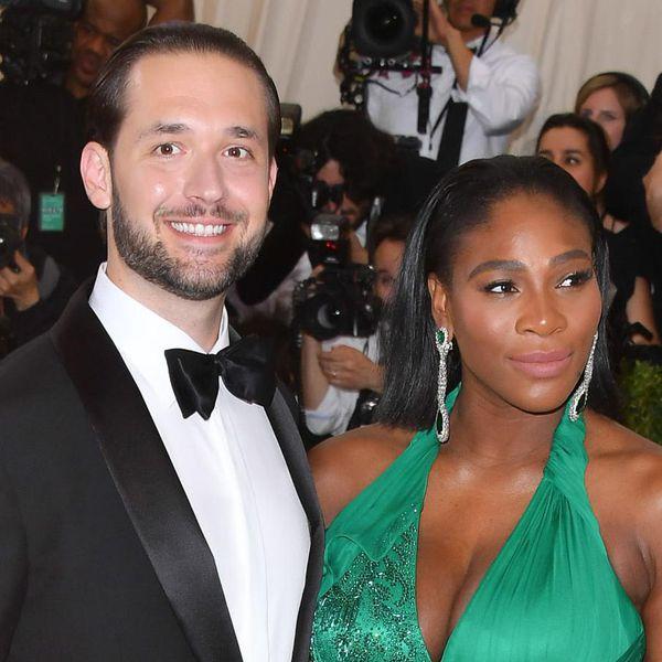 Serena Williams And Alexis Ohanian's Wedding Photo Album
