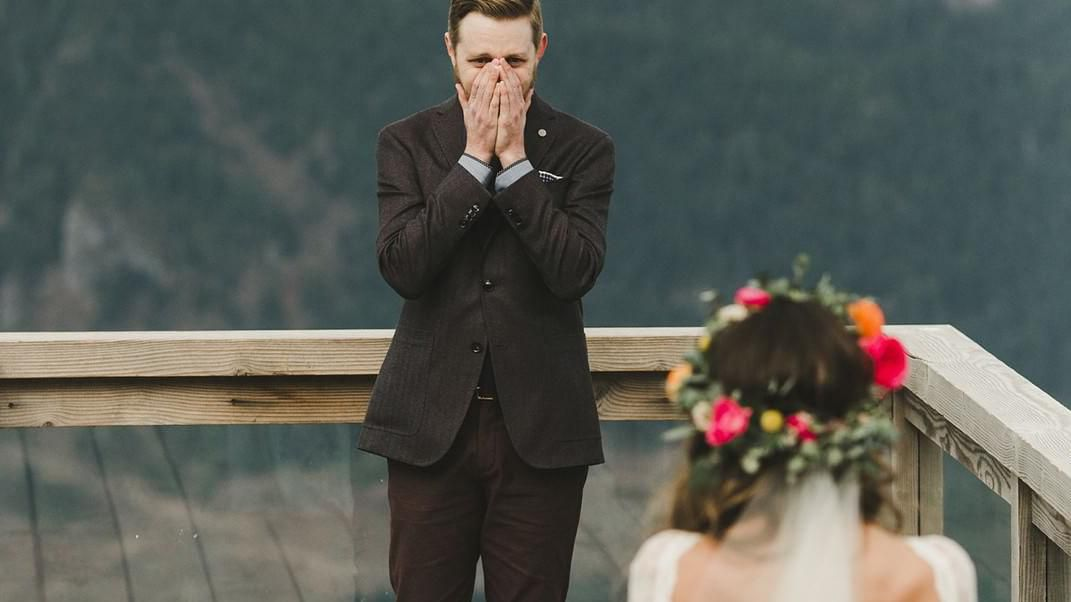 Why Is It Bad Luck To See The Bride Before Wedding