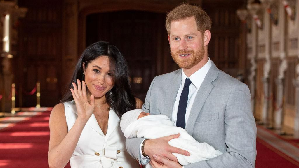meghan markle shares a sweet photo of archie on her first mother s day as a mom meghan markle shares a sweet photo of