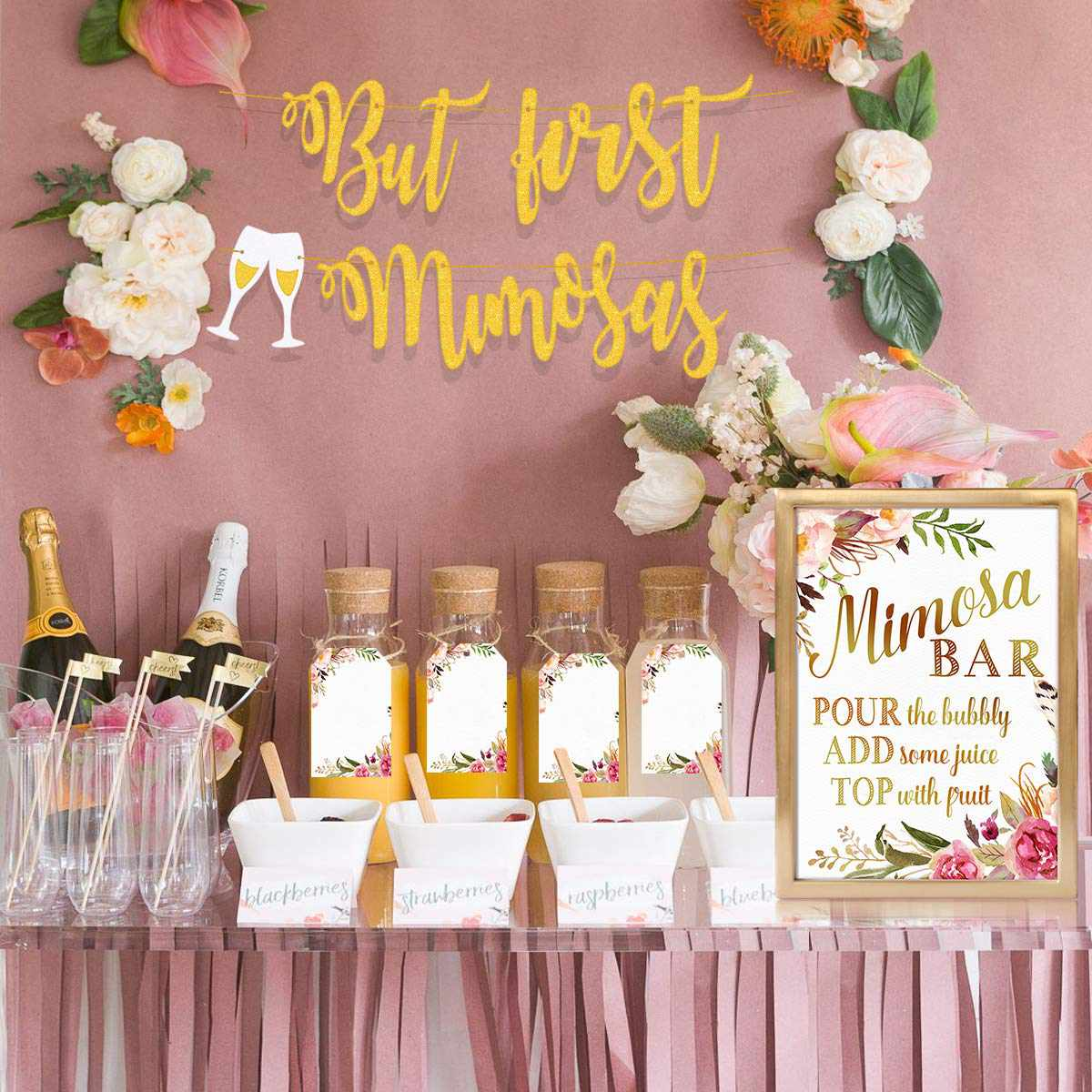 Cute Wedding Decoration Ideas: 25 Pretty (And Affordable) Bridal Shower Decorations To