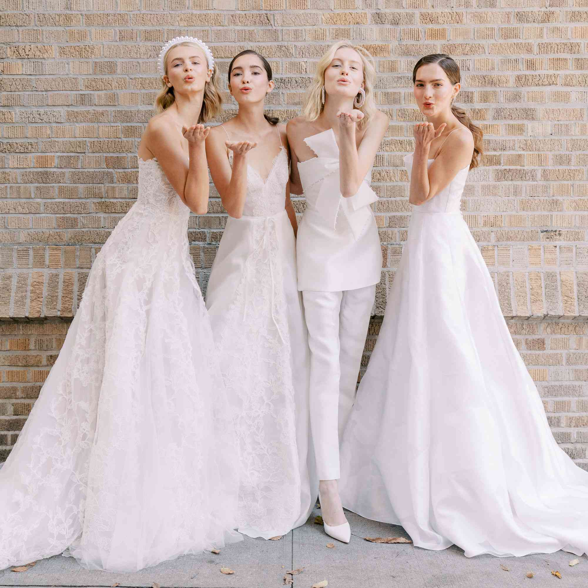 2020 Wedding Dress Trends.These Are The Wedding Dress Trends Our Editors Love For Fall