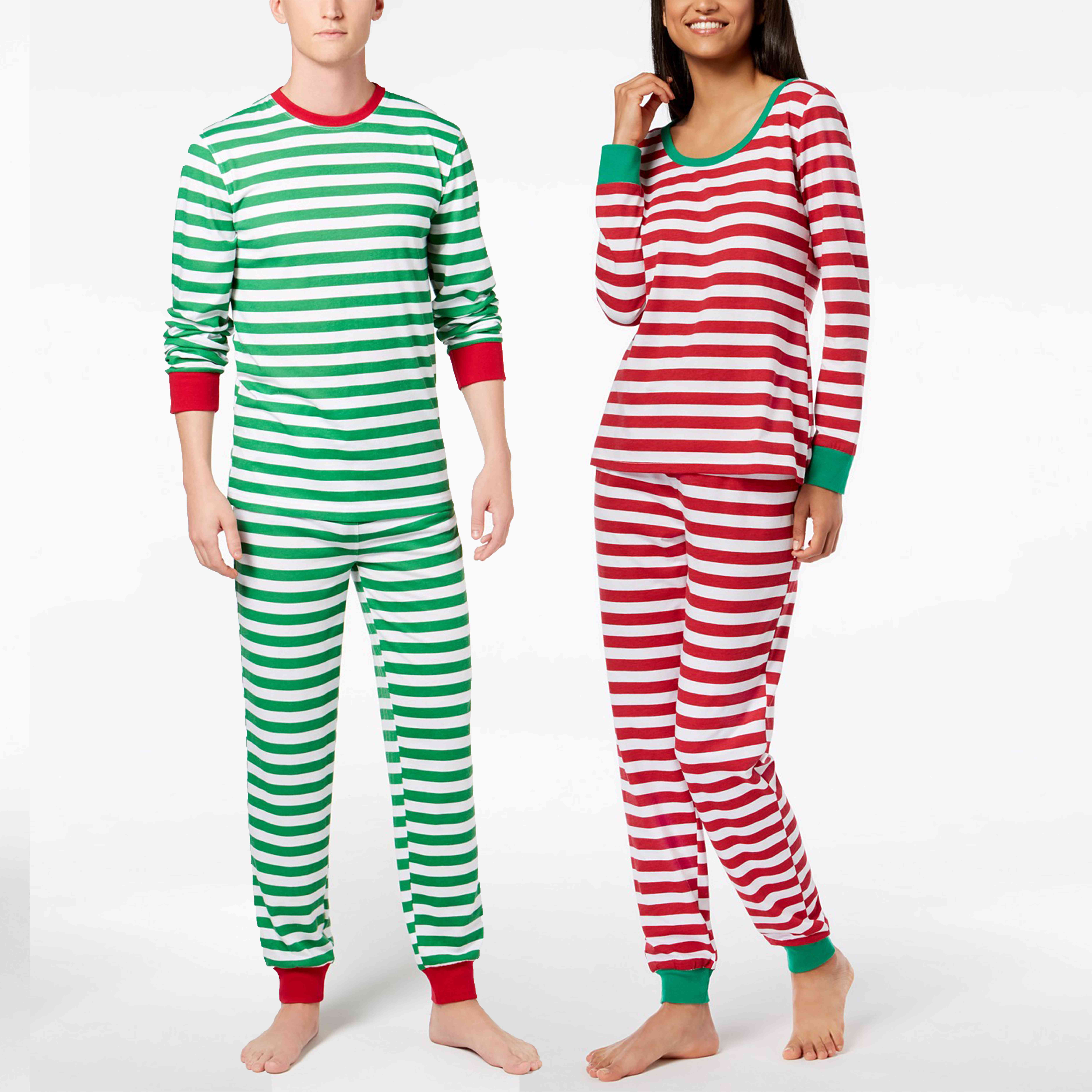 22 Matching Holiday Pajamas Perfect For Your First Married Christmas