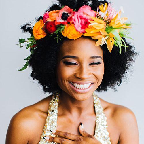 Hawaiian Wedding Hairstyles: The 60 Prettiest Bridal Hairstyles From Real Weddings