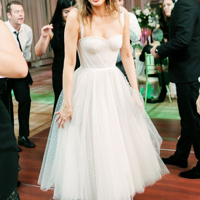 Silhouette Guide The Best Wedding Dresses For Every Body Type