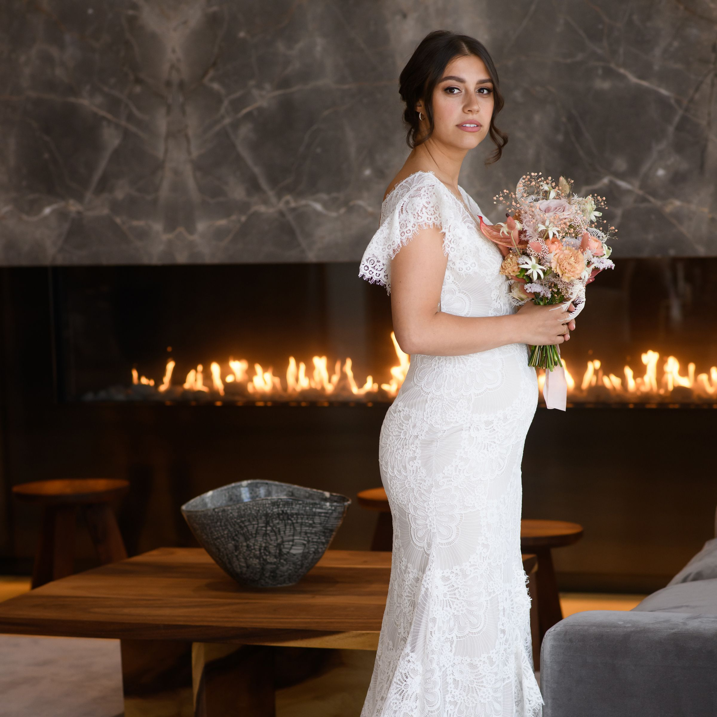 How to Find the Perfect Maternity Wedding Dress