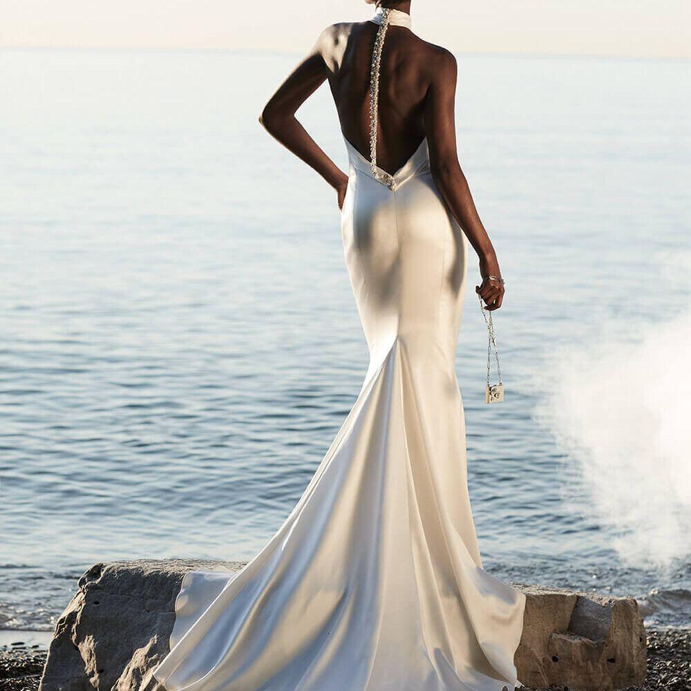 Ines di Santo Nepeta Wedding Dress