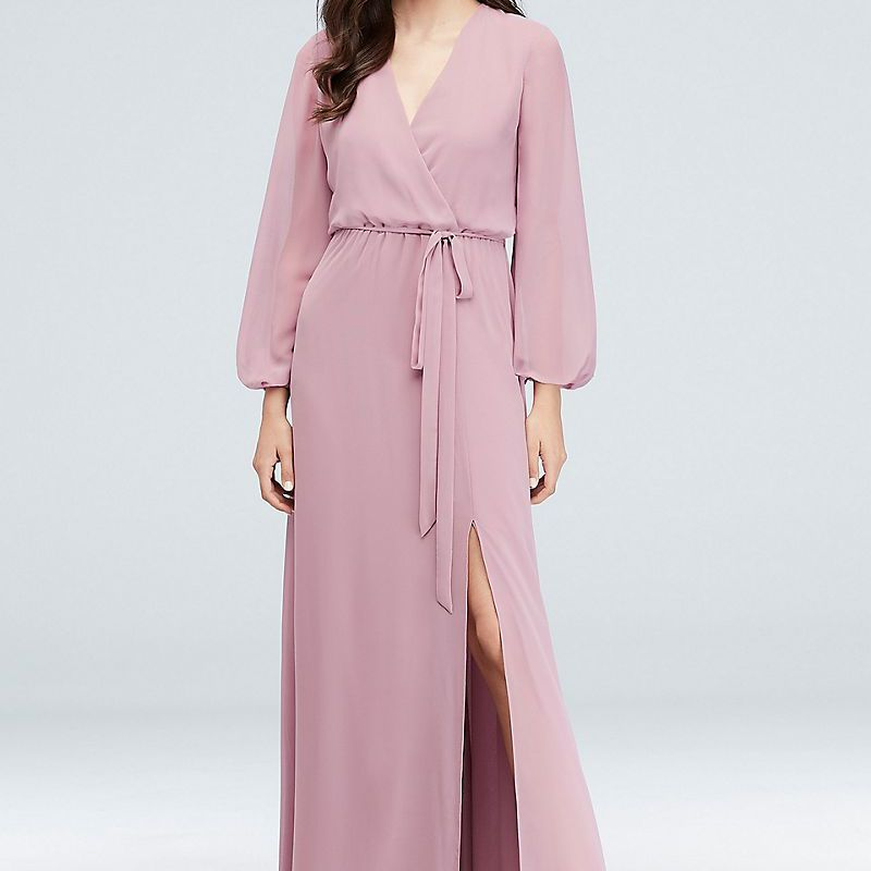 The 30 Best Bridesmaids Dresses With Sleeves Of 2020,Garden Wedding Mother Of The Groom Dresses For Summer Outdoor Wedding