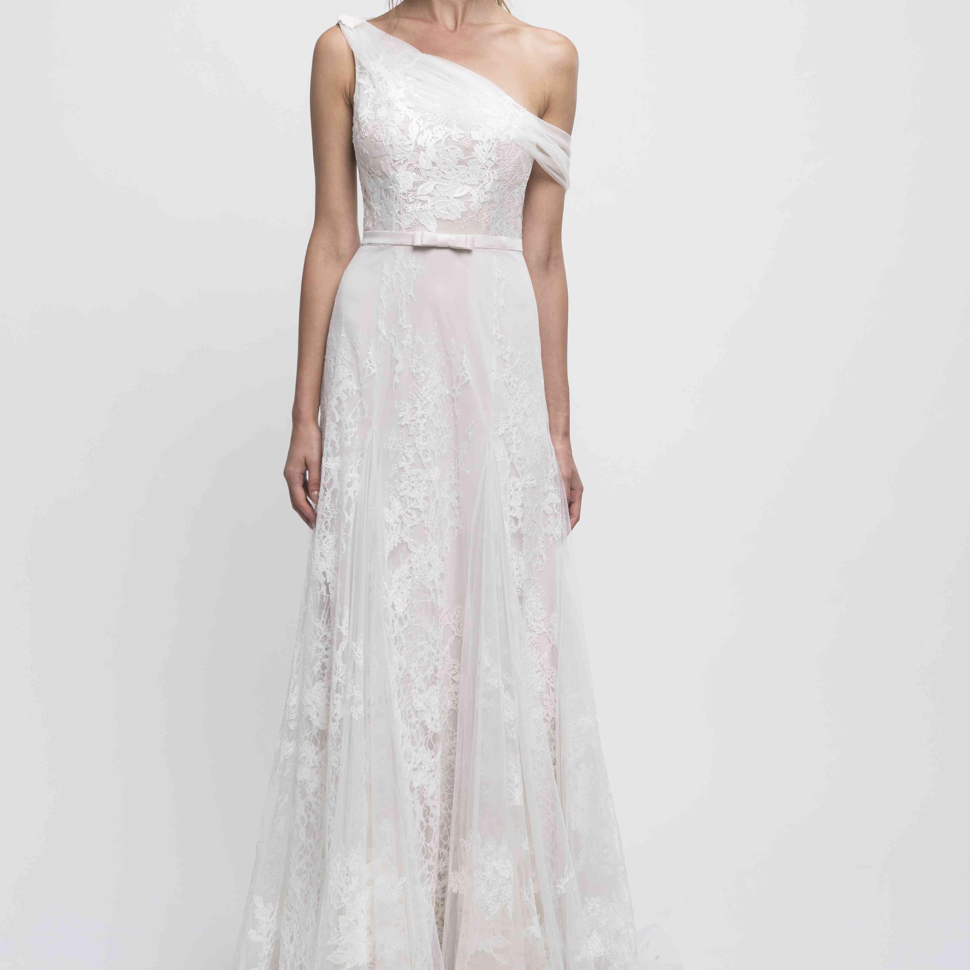 Faith wedding dress