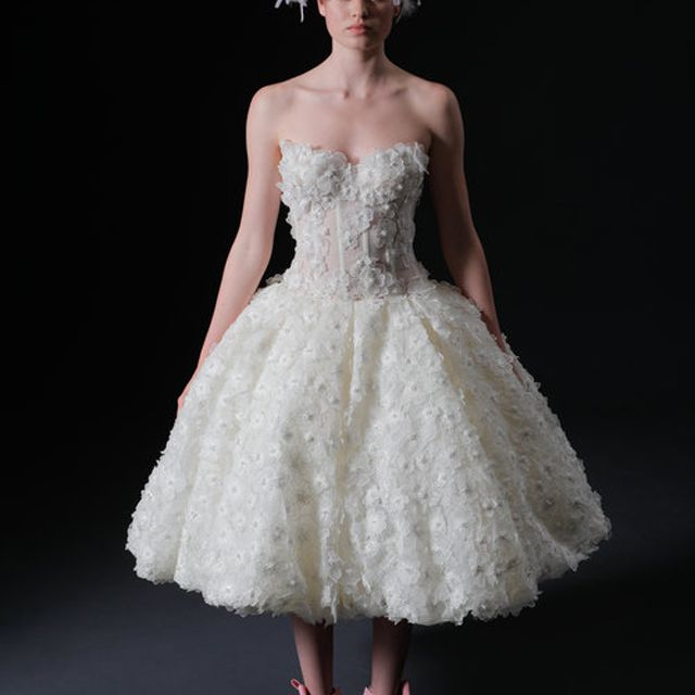 Isabelle Armstrong Quiroga Wedding Dress, price upon request