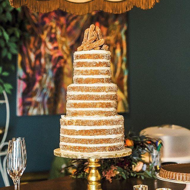 churro cake