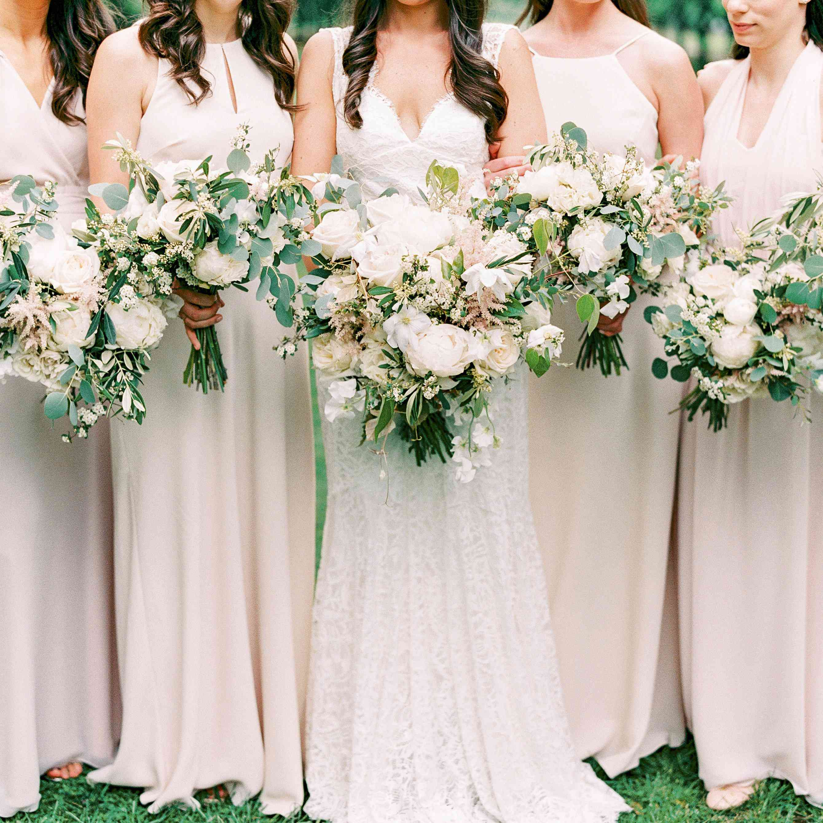 Brides Wedding Flowers: 25 Wedding Bouquets Full Of Fresh And Fragrant Herbs