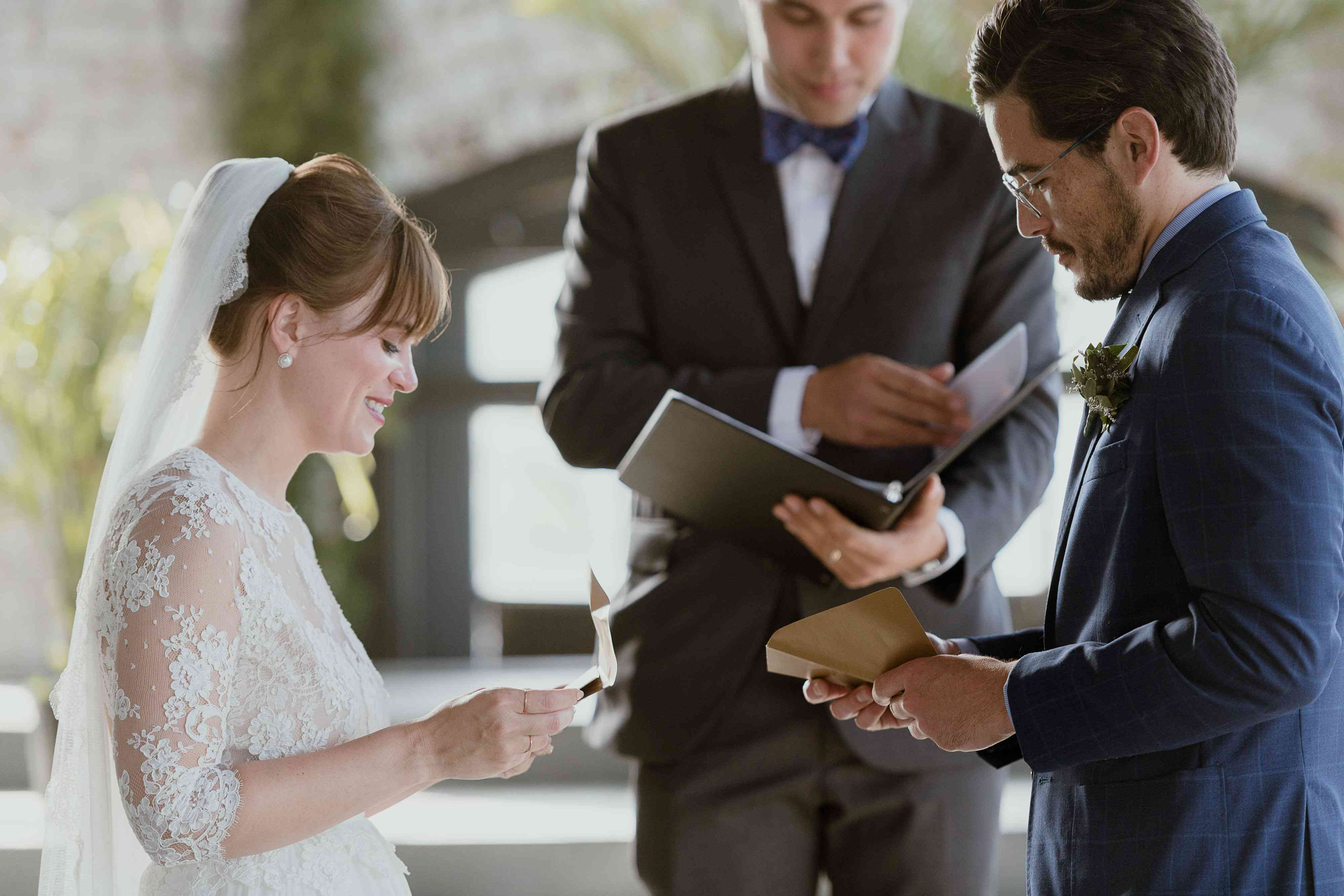 <p>reading vows</p><br><br>