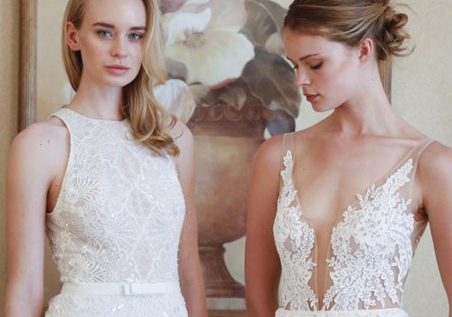 Lihi Hod Wedding Dresses Spring 2018