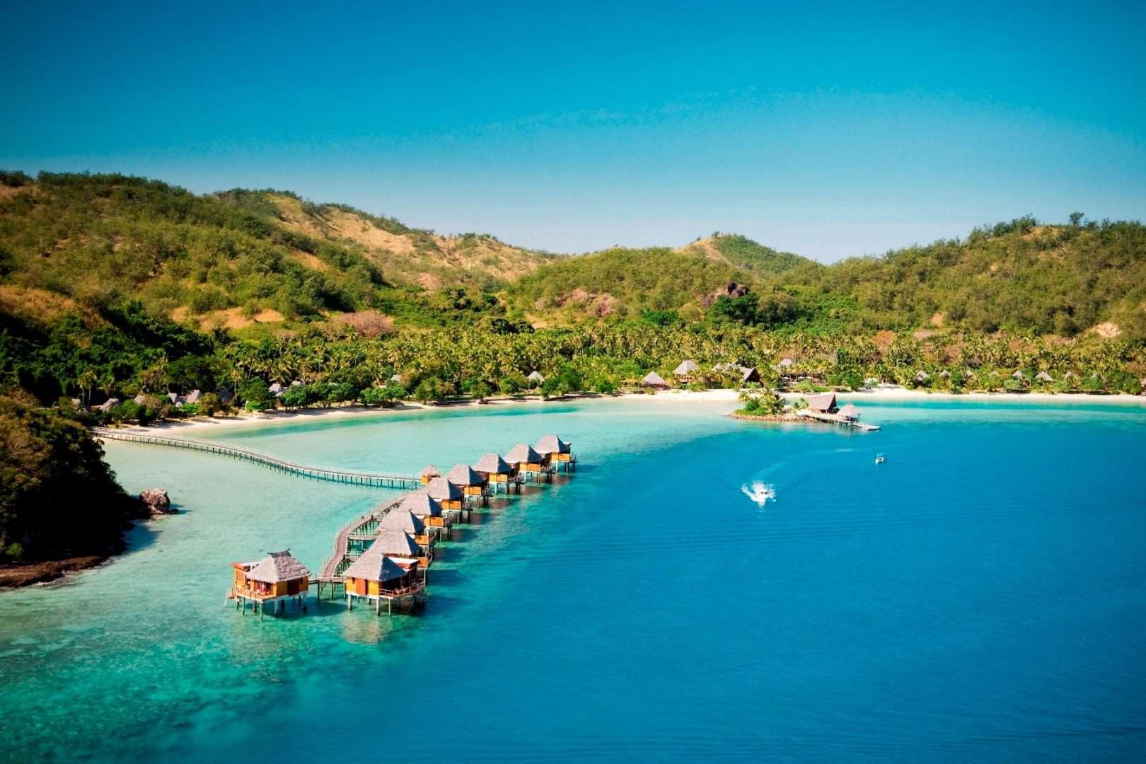 Likuliku Lagoon Resort